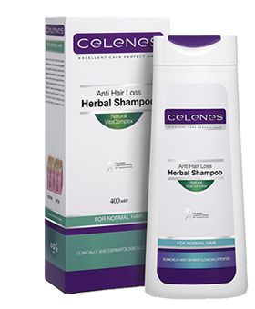 Celenes herbal sampon